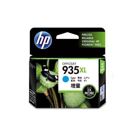 HP 935XL CYAN INK CARTRIDGE (C2P24AEBGX)