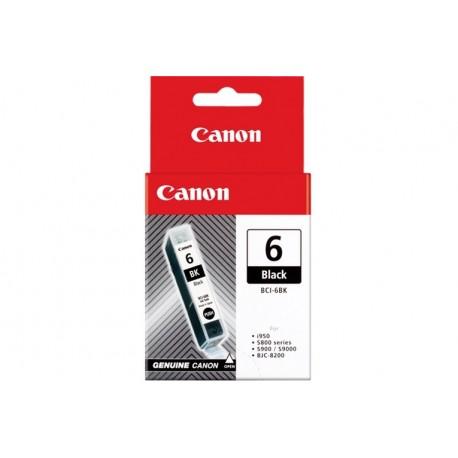 CARTUCCIA CANON BCI-6BK NERO 4705A002 (4705A002)