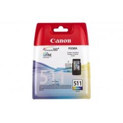 CARTUCCIA CANON CL-511 COLORE 2972B001 (2972B001AA)
