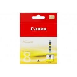 CARTUCCIA CANON CLI-8Y GIALLO 0623B001 (0623B001)