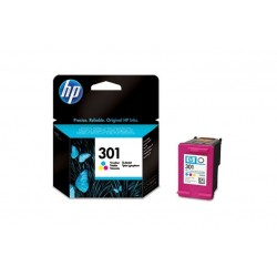 CART INK 301 TRICROMIA BLISTER (CH562EE301)