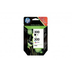 CARTUCCE INK300 NERO/TRICROMIA BLIS (CN637EE301)