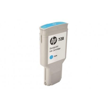 HP728 300-ML CIANO INKCART (F9K17A)