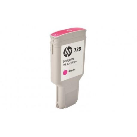 HP728 300-ML MAGENTA INKCART (F9K16A)