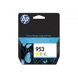 HP 953 YELLOW ORIGINAL INK CARTRIDG (F6U14AE)