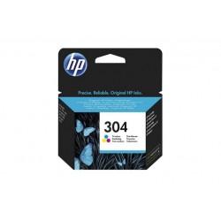 HP 304 TRI-COLOR INK CARTRIDGE (N9K05AE)