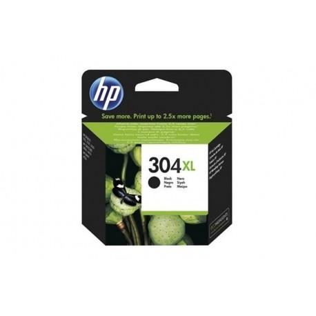 HP 304XL BLACK INK CARTRIDGE (N9K08AE301)