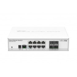 MIKROTIK CLOUD ROUTER SWITCH 112-8G-4S-I (CRS112-8G-4S-IN)