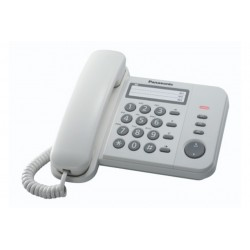 TELEFONO FISSO KX-TS520EX1W (KX-TS520EX1W)