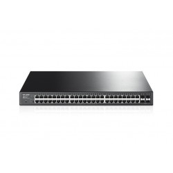 SWITCH 48 GIGABIT 4SFP POE 384W