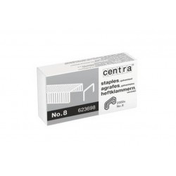 CF2000 PUNTI N°8 MM CENTRA (623698)