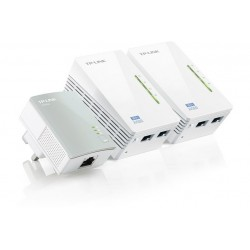 AV500 POWERLINE EXTENDER KIT 3PZ