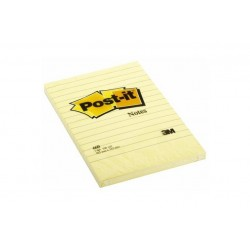 CF6POST-IT LARGENOTE 102X152 RIGHE
