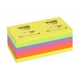 CF12 POST-IT-Z NOTE 76X76 R330-NR12 (91501)