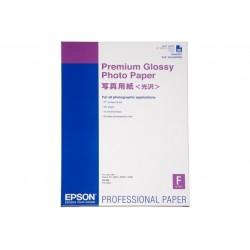 PREMIUM GLOSSY PHOTO PAPER A2 25FG (C13S042091)