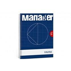 CF5BLOCCHI SPIRAL MANAGER A4 (A293814)