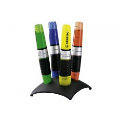 SET STABILO LUMINATOR COLORI ASSORT