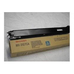 MX31GTCA TONER CIAN.MX3100N/MX2600N (MX31GTCA)