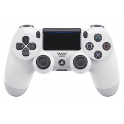 PS4 DUALSHOCK CONT GLACIER WHITE V2