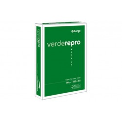 CF5RISME REPRO80 VERDE A4 80G/MQ