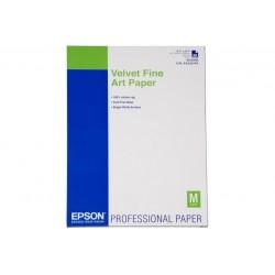 VELVET FINE ART PAPER A2 25FG (C13S042096)
