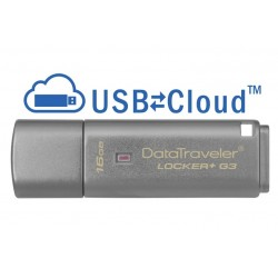 16GB USB 3.0 DT LOCKER+ G3