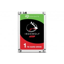 SEAGATE IRONWOLF 1TB NAS (ST1000VN002)