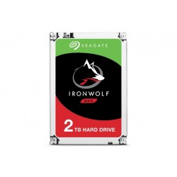 SEAGATE IRONWOLF 2TB NAS (ST2000VN004)