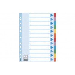 CF10 INTERCAL CARTON12 T.COLORS A4 (100194)