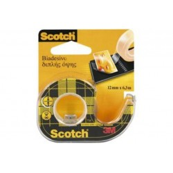 SCOTCH 665/126D BIADESIVO