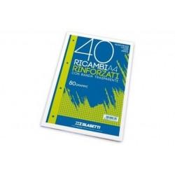 RICAMBI A4 RIGHE 0B 40FF (2337)