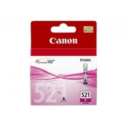 CARTUCCIA CANON CLI-521M MAGENTA 2935B00 (2935B001AA)
