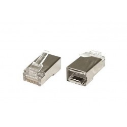UBIQUITI CONNECTOR STP RJ45, CAT6, 8P8C, (TC-CON)