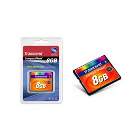 CF CARD 133X MLC 8GB (TS8GCF133)