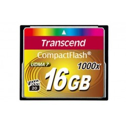 CF CARD 1000X 16GB UDMA 7 (TS16GCF1000)