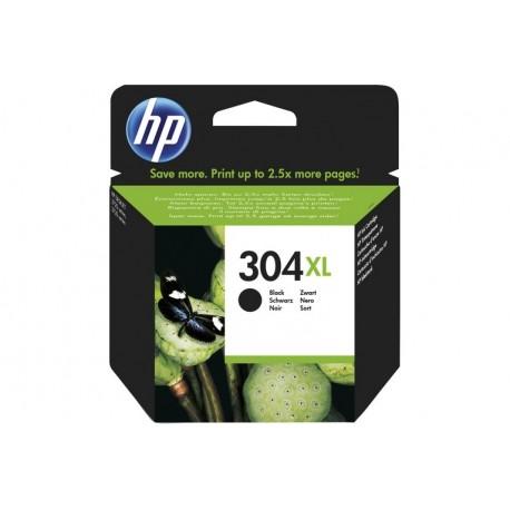 HP 304XL BLACK INK CARTRIDGE (N9K08AE)