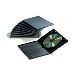 CF10DVD CUSTODIE SLIM NERA