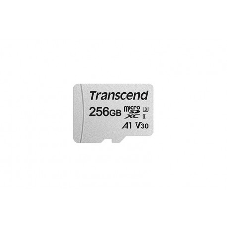 256GB MICROSD W/ ADAPTER UHS-I (TS256GUSD300S-A)