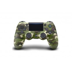 PS4 DUALSHOCK CONT GREEN CAMO V2 (9894858)