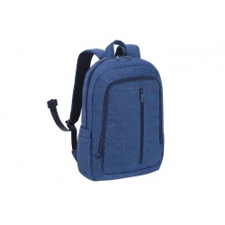 LAPTOP-CANVAS BACKPACK 15.6 BLUE (7560BLUE)