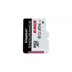 64GB MICROSDXC ENDURANCE UHS-I NOAD (SDCE/64GB)