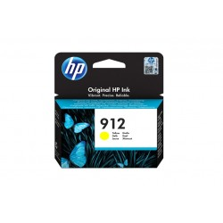 HP 912 YELLOW ORIGINAL INK (3YL79AE)