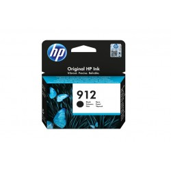 HP 912 BLACK ORIGINAL INK CARTRIDGE (3YL80AE)