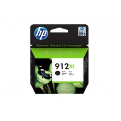 HP 912XL HIGH YIELD BLACK (3YL84AE)