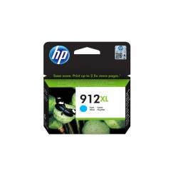HP 912XL HIGH YIELD CYAN BLISTER (3YL81AE301)