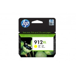 HP 912XL HIGH YIELD YELLOW (3YL83AE301)