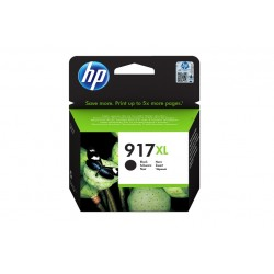 HP 917XL EXTRA HIGH YIELD BLACK (3YL85AE301)