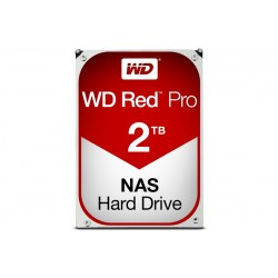 WD RED PRO 3.5P 2TB 64MB NAS (DK) (WD2002FFSX)