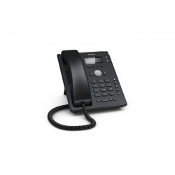 TELEFONO SNOM D120 W/O PS BLACK (4361)