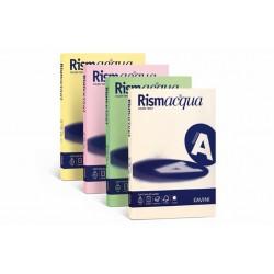 RISMACQUA A4 140GR CELESTE 200FF (A65T204)